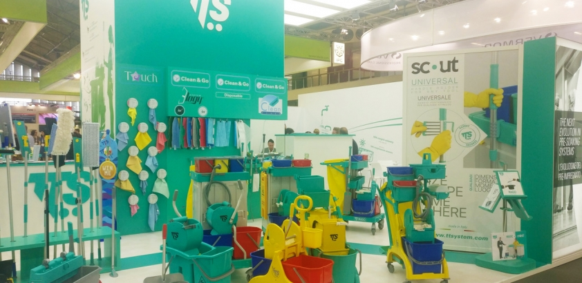TTS | Interclean Amsterdam 2018