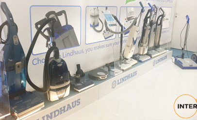 Lindhaus | Interclean Amsterdam 2018